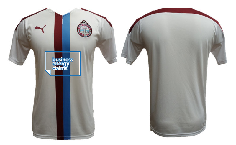 2020-21 Adult Away Shirt (Size: 2XL)