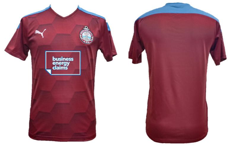 2020-21 Adult Home Shirt (Size: 2XL)