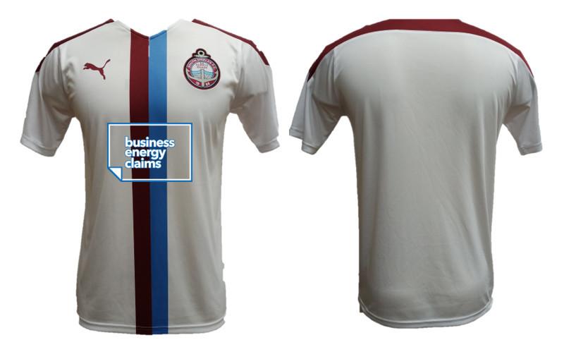 2020-21 Junior Away Shirt (Size: 13-14y)