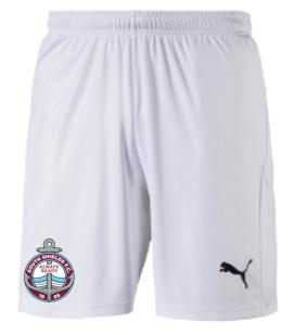 2020-21 Junior Home Shorts (Size: 9-10y)