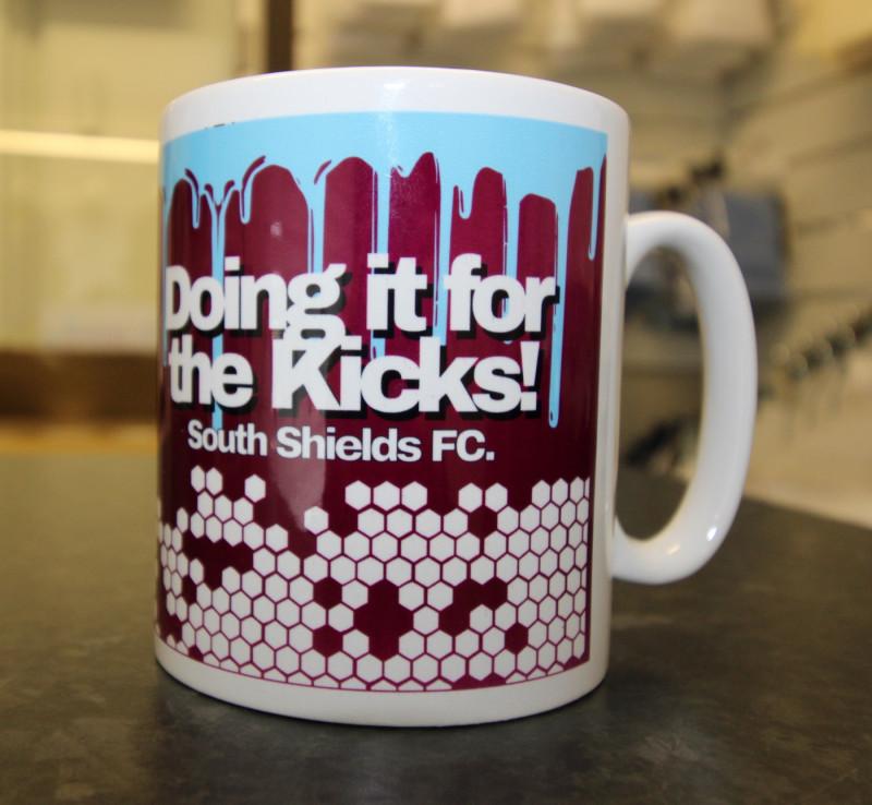 Doing It For The Kicks Mug
