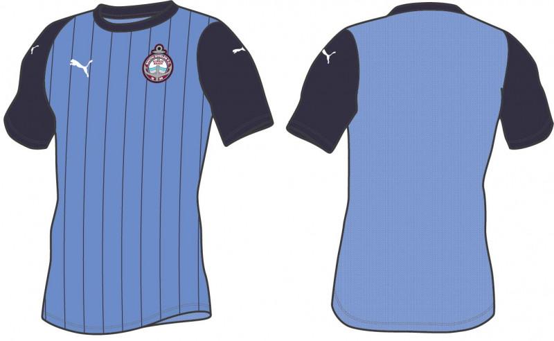 Junior Away Shirt 2019/20 (Size: 7-8 Yrs)