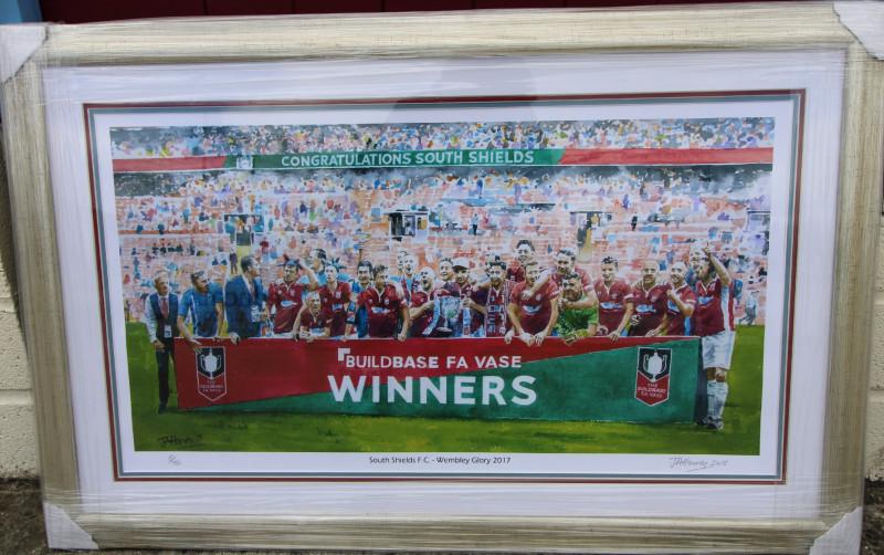 Wembley painting